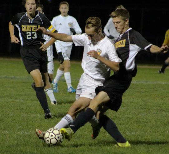 Boys soccer team win first game in five years
