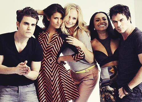 Which 'Vampire Diaries' character are you most like?