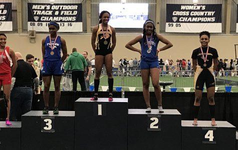 Senior indoor athletes take on states