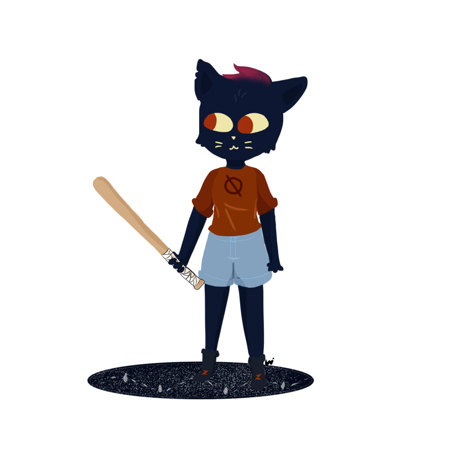 Night in the Woods Fanart