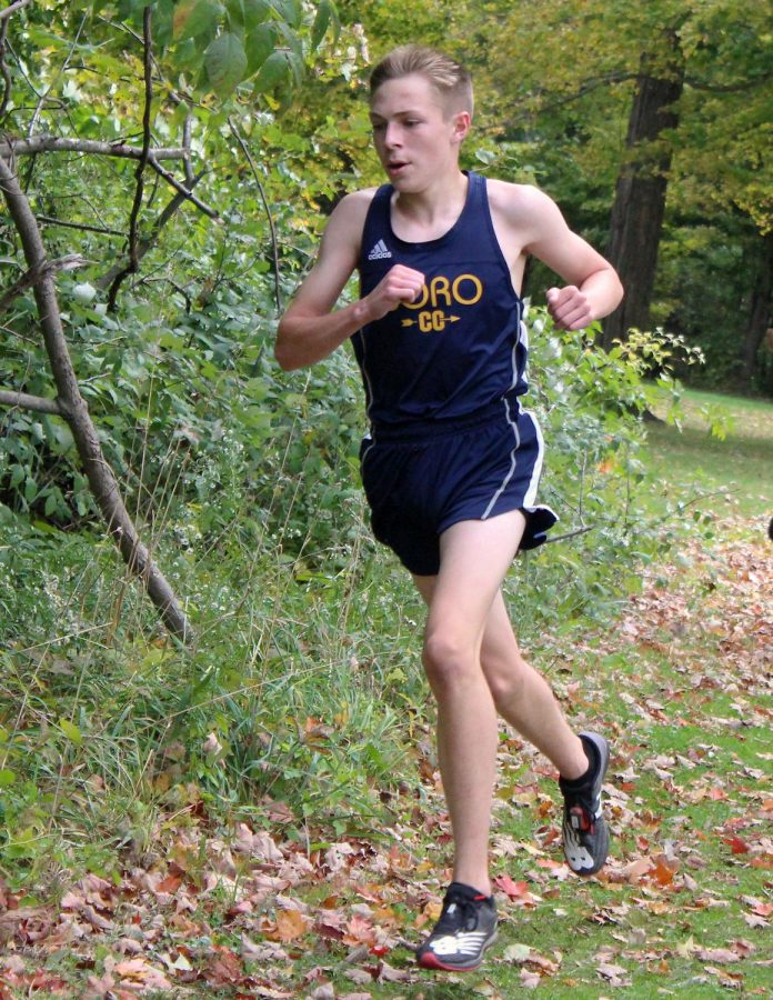 Good luck to sophomore cross country runner Zach Vales at states this weekend. Vales is the first Rocket cross runner to qualify for states since 2003.