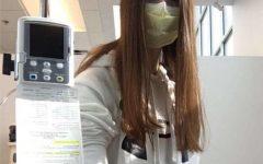 Junior Renee Rose battles IBD Ulcerative Colitis
