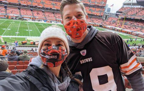 Fans still hype over Browns' winning season